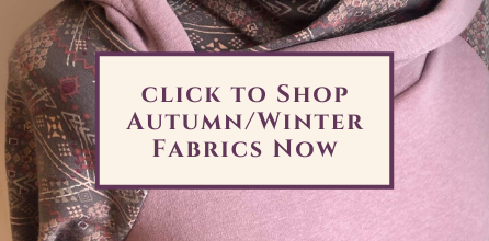 Autumn and Winter Fabric